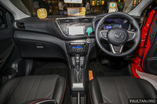 2018 Perodua Myvi Officially Launched In Malaysia Now With Full Details And Pics Priced From Rm44 300 Paultan Org
