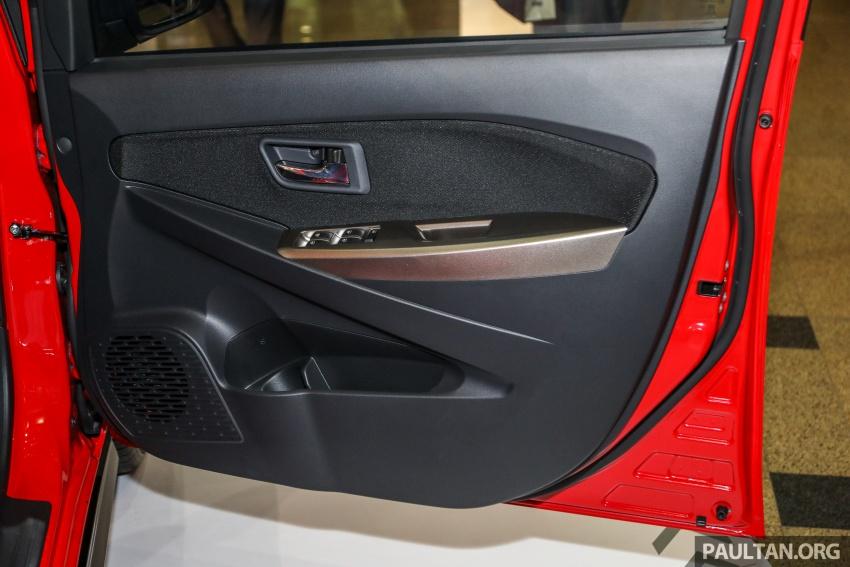 Perodua Myvi 2018 dilancarkan di Malaysia – model generasi baharu, 1.3L dan 1.5L, bermula RM44,300 Image #739414