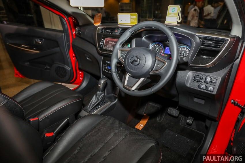 Perodua Myvi 2018 dilancarkan di Malaysia – model generasi baharu, 1.3L dan 1.5L, bermula RM44,300 Image #739397