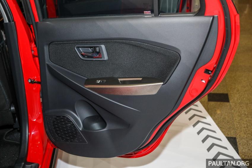 Perodua Myvi 2018 dilancarkan di Malaysia – model generasi baharu, 1.3L dan 1.5L, bermula RM44,300 Image #739418