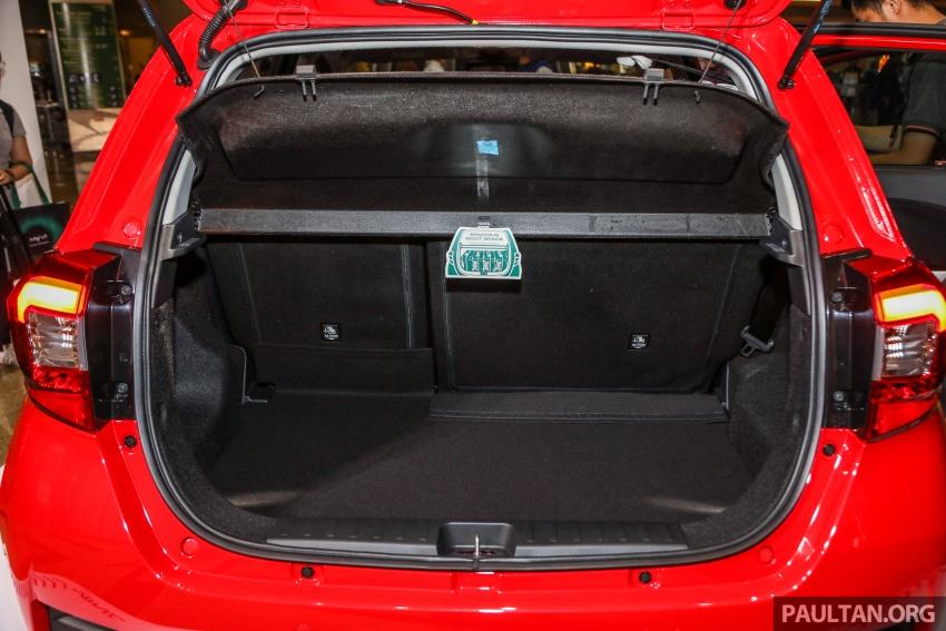 Perodua Myvi 2018 dilancarkan di Malaysia – model generasi baharu, 1.3L dan 1.5L, bermula RM44,300 Image #739420
