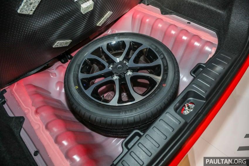 Perodua Myvi 2018 dilancarkan di Malaysia – model generasi baharu, 1.3L dan 1.5L, bermula RM44,300 Image #739421