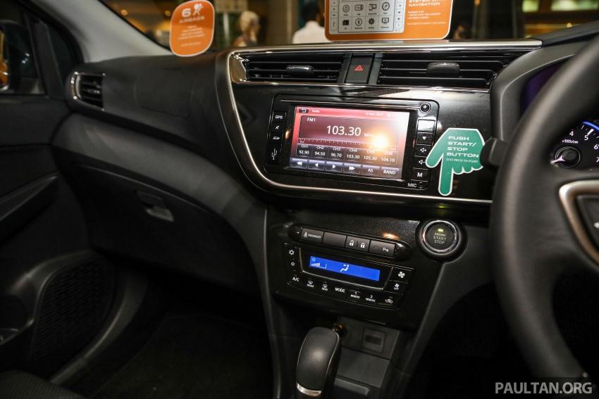 Perodua Myvi 2018 dilancarkan di Malaysia – model generasi baharu, 1.3L dan 1.5L, bermula RM44,300 Image #739400