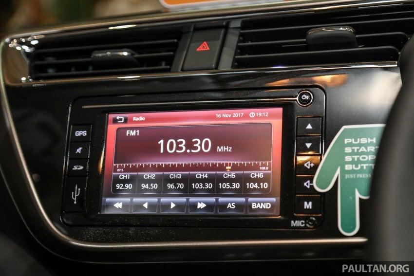 Perodua Myvi 2018 dilancarkan di Malaysia – model generasi baharu, 1.3L dan 1.5L, bermula RM44,300 Image #739401