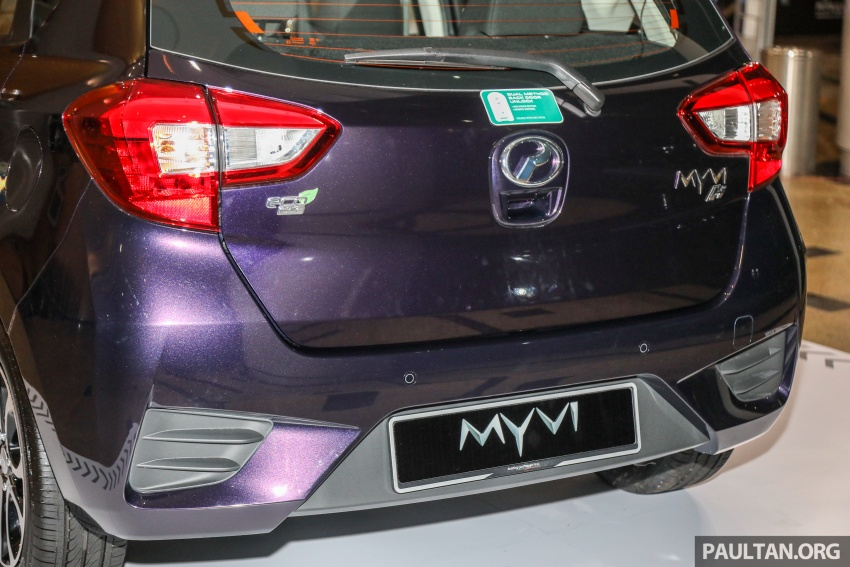 2018 Perodua Myvi officially launched in Malaysia – now with full details and pics, priced from RM44,300 Image #739546