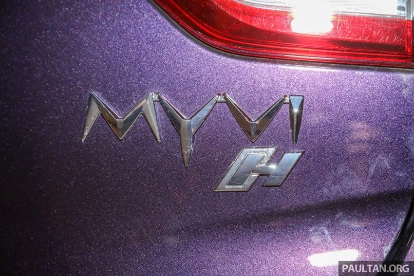 Perodua Myvi 2018 dilancarkan di Malaysia – model generasi baharu, 1.3L dan 1.5L, bermula RM44,300 Image #739524