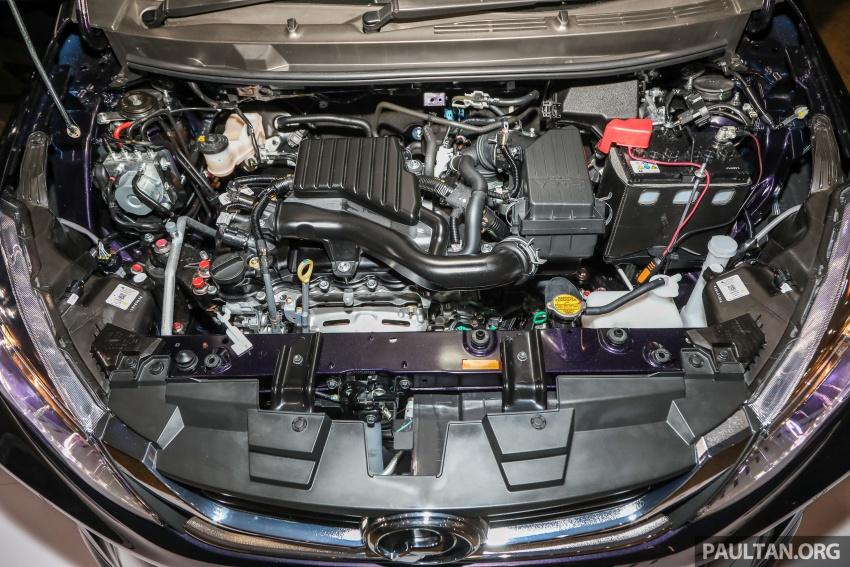 Perodua Myvi 2018 dilancarkan di Malaysia – model generasi baharu, 1.3L dan 1.5L, bermula RM44,300 Image #739526