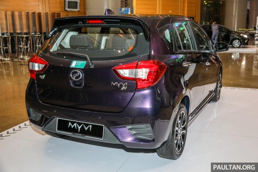 Perodua Myvi 2018 dilancarkan di Malaysia – model generasi baharu, 1.3L dan 1.5L, bermula RM44,300 Image #739459