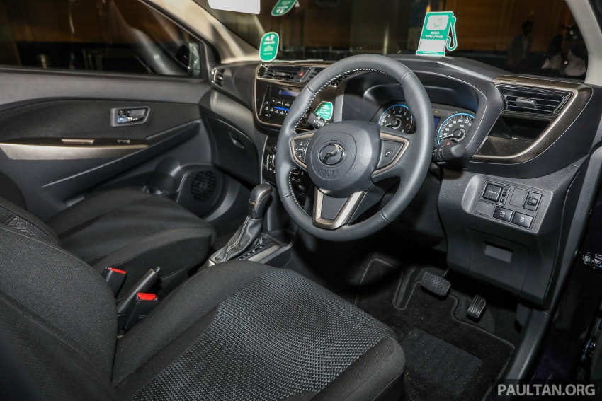2018 Perodua Myvi officially launched in Malaysia – now with full details and pics, priced from RM44,300 Image #739567
