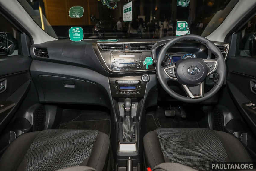 2018 Perodua Myvi officially launched in Malaysia – now with full details and pics, priced from RM44,300 Image #739586