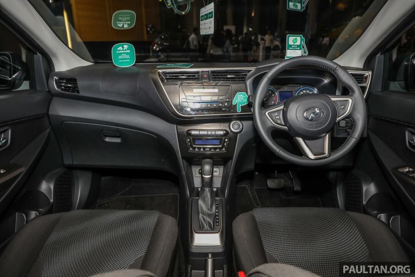 Perodua Myvi 2018 dilancarkan di Malaysia – model generasi baharu, 1.3L dan 1.5L, bermula RM44,300 Image #739562