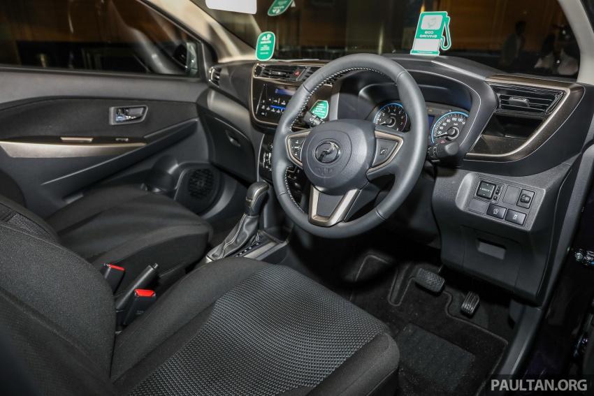 Perodua Myvi 2018 dilancarkan di Malaysia – model generasi baharu, 1.3L dan 1.5L, bermula RM44,300 Image #739532