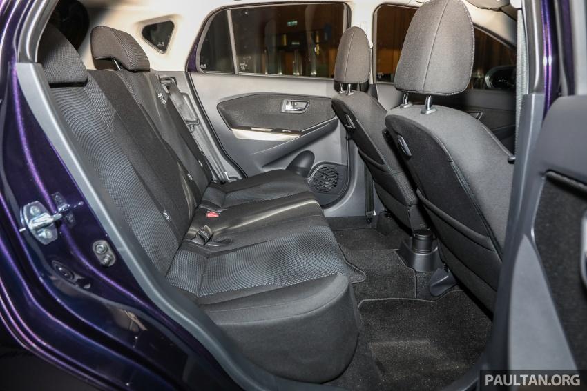 Perodua Myvi 2018 dilancarkan di Malaysia – model generasi baharu, 1.3L dan 1.5L, bermula RM44,300 Image #739583