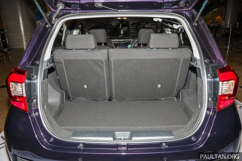 Perodua Myvi 2018 dilancarkan di Malaysia – model generasi baharu, 1.3L dan 1.5L, bermula RM44,300 Image #739599