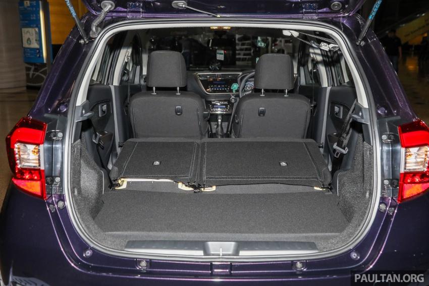 Perodua Myvi 2018 dilancarkan di Malaysia – model generasi baharu, 1.3L dan 1.5L, bermula RM44,300 Image #739604