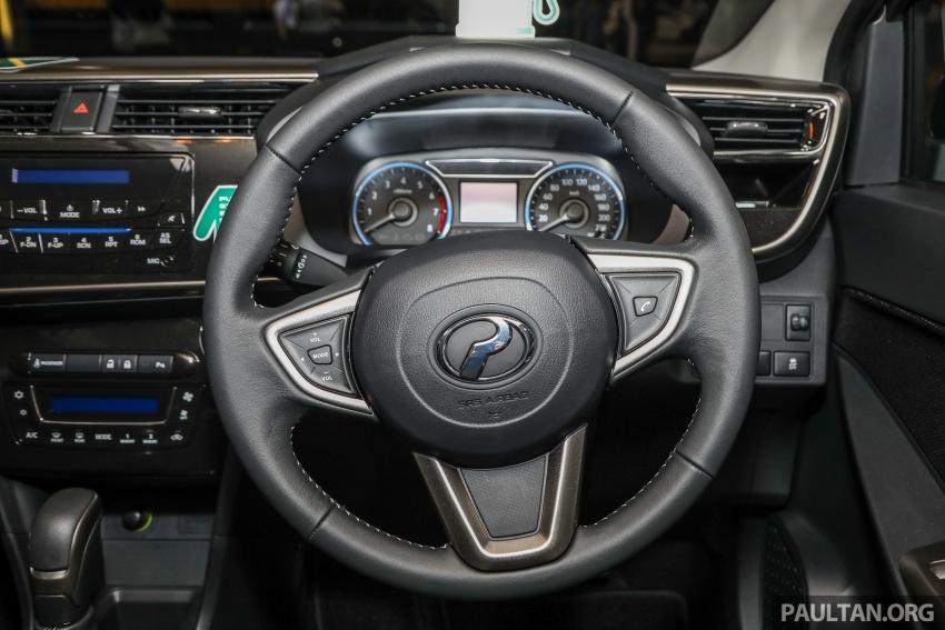 Perodua Myvi 2018 dilancarkan di Malaysia – model generasi baharu, 1.3L dan 1.5L, bermula RM44,300 Image #739535