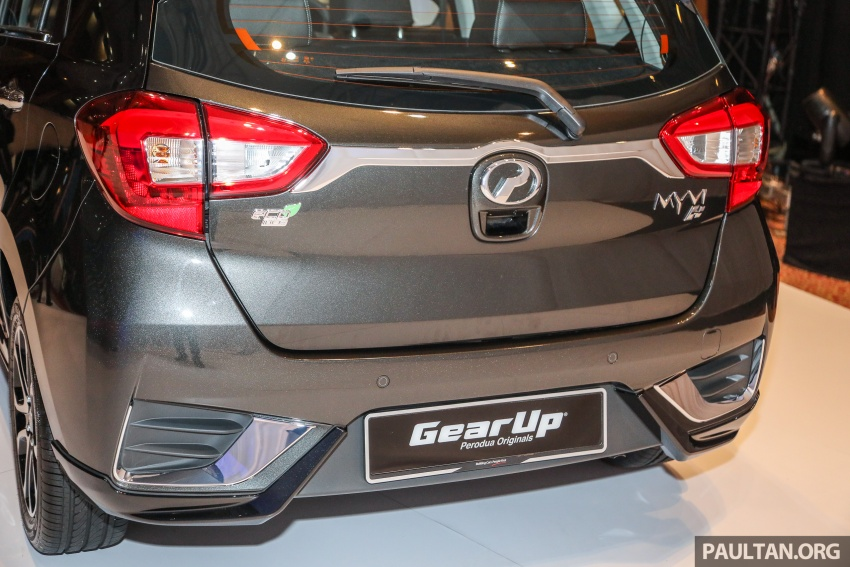 2018 Perodua Myvi officially launched in Malaysia – now with full details and pics, priced from RM44,300 Image #739790