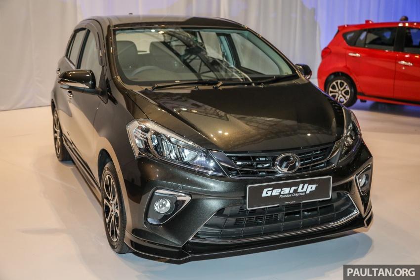 Perodua Myvi 2018 dilancarkan di Malaysia – model generasi baharu, 1.3L dan 1.5L, bermula RM44,300 Image #739635