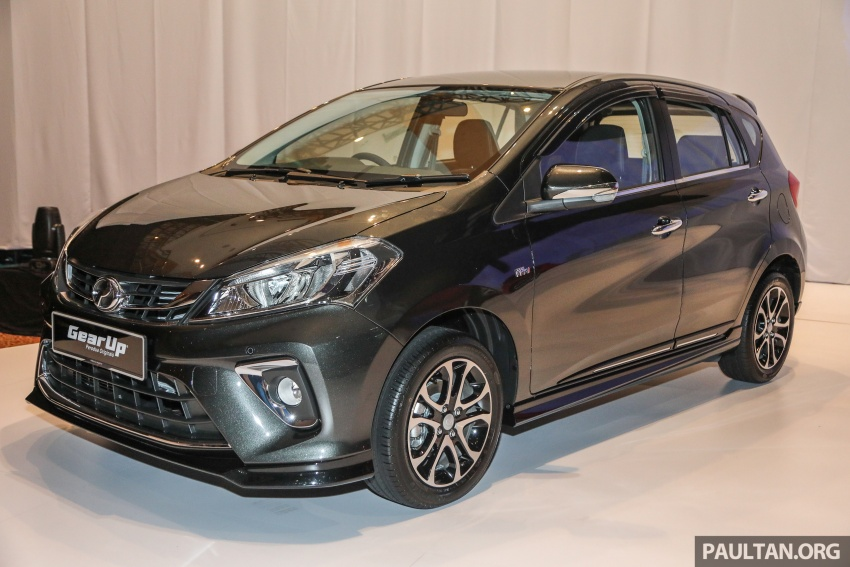 2018 Perodua Myvi officially launched in Malaysia – now with full details and pics, priced from RM44,300 Image #739774