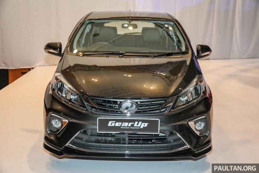 Perodua Myvi 2018 dilancarkan di Malaysia – model generasi baharu, 1.3L dan 1.5L, bermula RM44,300 Image #739645