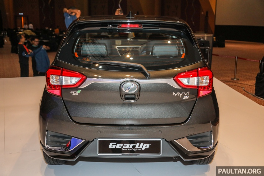 2018 Perodua Myvi officially launched in Malaysia – now