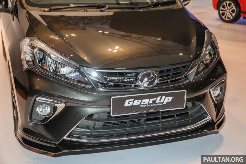 Perodua Myvi 2018 dilancarkan di Malaysia – model generasi baharu, 1.3L dan 1.5L, bermula RM44,300 Image #739649