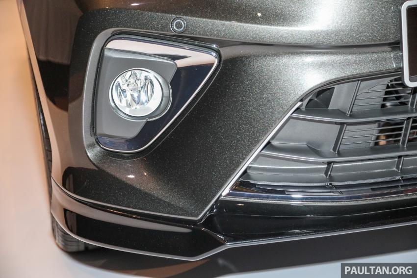 Perodua Myvi 2018 dilancarkan di Malaysia – model generasi baharu, 1.3L dan 1.5L, bermula RM44,300 Image #739655