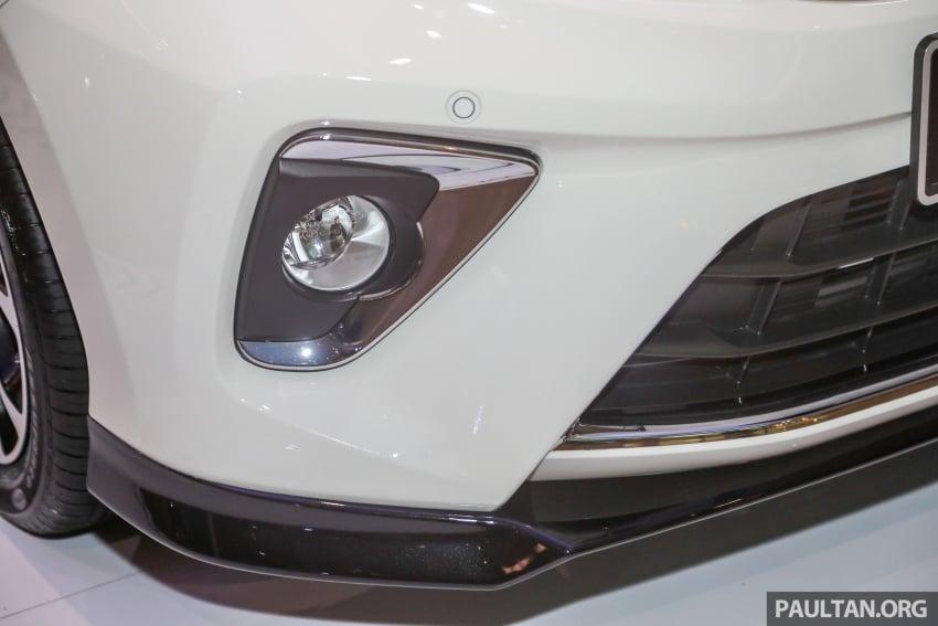 Perodua Myvi 2018 dilancarkan di Malaysia – model generasi baharu, 1.3L dan 1.5L, bermula RM44,300 Image #739259