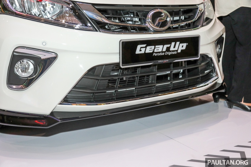 2018 Perodua Myvi – GearUp accessories detailed Image #739267