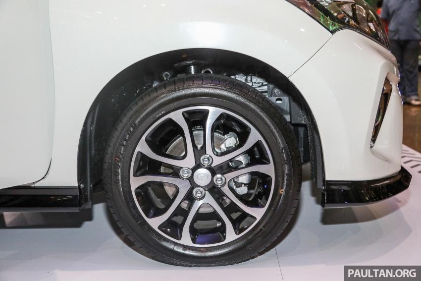 Perodua Myvi 2018 dilancarkan di Malaysia – model generasi baharu, 1.3L dan 1.5L, bermula RM44,300 Image #739274