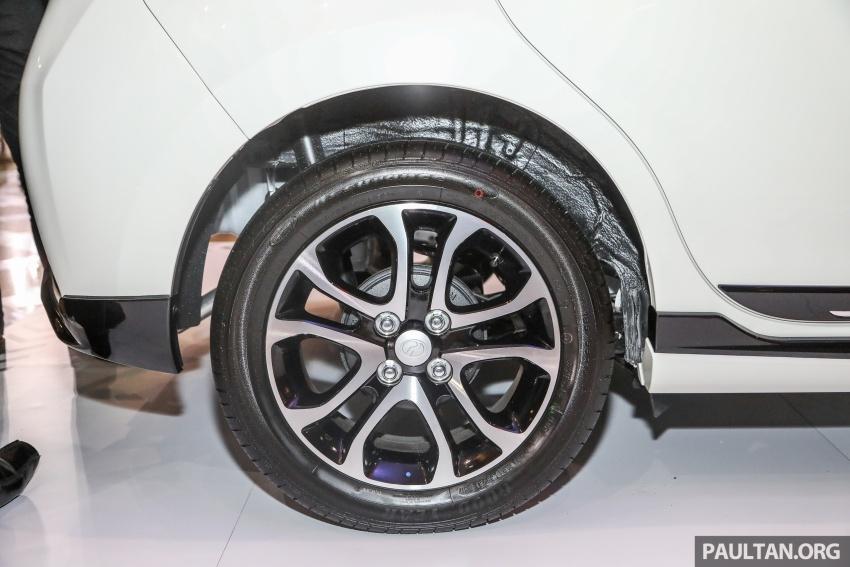 Perodua Myvi 2018 dilancarkan di Malaysia – model generasi baharu, 1.3L dan 1.5L, bermula RM44,300 Image #739275