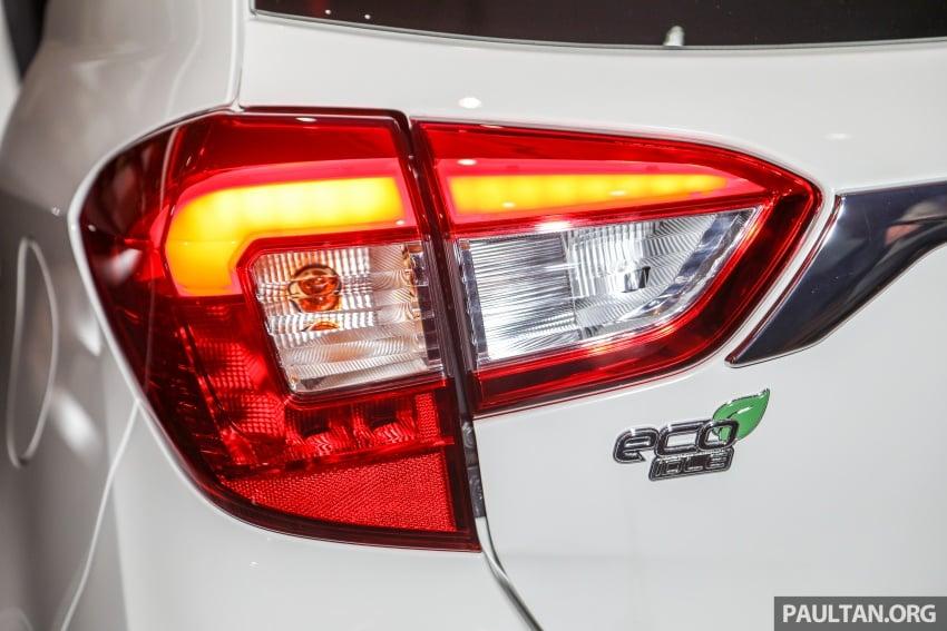 Perodua Myvi 2018 dilancarkan di Malaysia – model generasi baharu, 1.3L dan 1.5L, bermula RM44,300 Image #739280