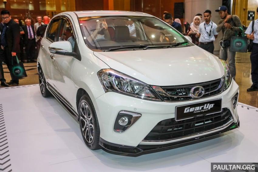 Perodua Myvi 2018 dilancarkan di Malaysia – model generasi baharu, 1.3L dan 1.5L, bermula RM44,300 Image #739236