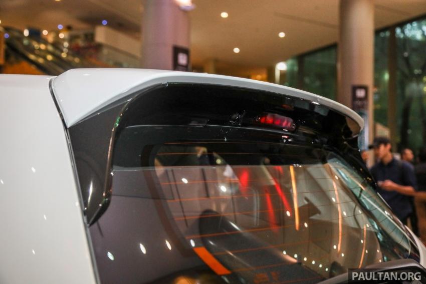 Perodua Myvi 2018 dilancarkan di Malaysia – model generasi baharu, 1.3L dan 1.5L, bermula RM44,300 Image #739289