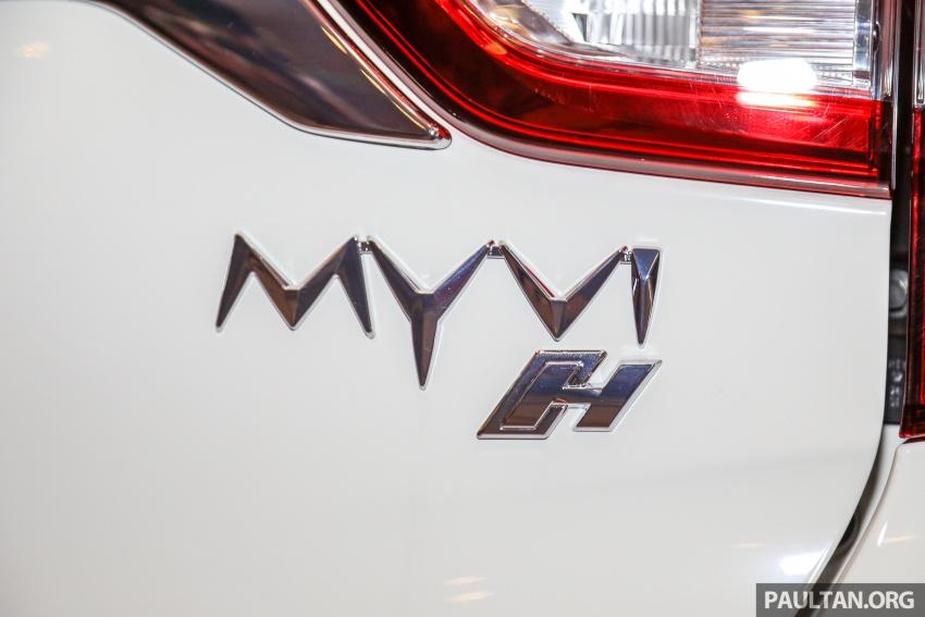 Perodua Myvi 2018 dilancarkan di Malaysia – model generasi baharu, 1.3L dan 1.5L, bermula RM44,300 Image #739295