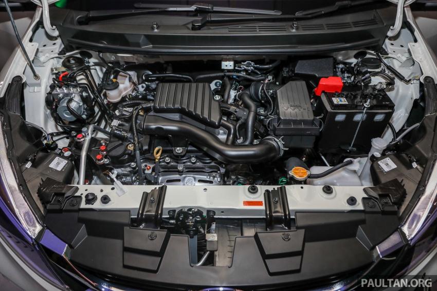 Perodua Myvi 2018 dilancarkan di Malaysia – model generasi baharu, 1.3L dan 1.5L, bermula RM44,300 Image #739299