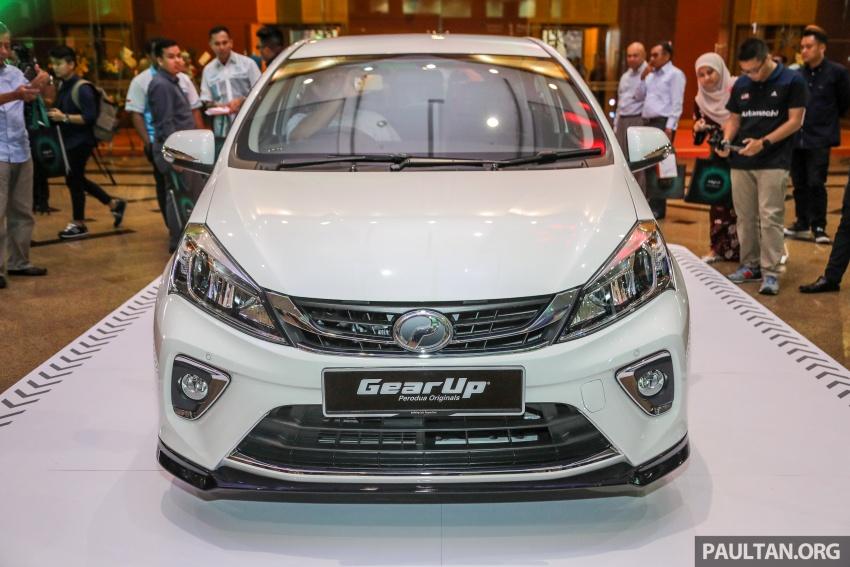 Perodua Myvi 2018 dilancarkan di Malaysia – model generasi baharu, 1.3L dan 1.5L, bermula RM44,300 Image #739247