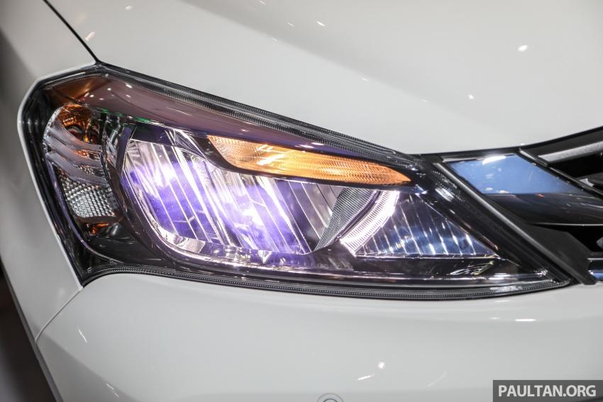 Perodua Myvi 2018 dilancarkan di Malaysia – model generasi baharu, 1.3L dan 1.5L, bermula RM44,300 Image #739256