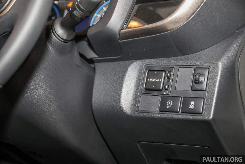 Perodua Myvi 2018 dilancarkan di Malaysia – model generasi baharu, 1.3L dan 1.5L, bermula RM44,300 Image #739332