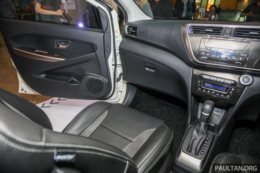 Perodua Myvi 2018 dilancarkan di Malaysia – model generasi baharu, 1.3L dan 1.5L, bermula RM44,300 Image #739338