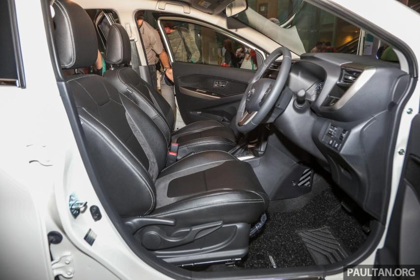Perodua Myvi 2018 dilancarkan di Malaysia – model generasi baharu, 1.3L dan 1.5L, bermula RM44,300 Image #739340