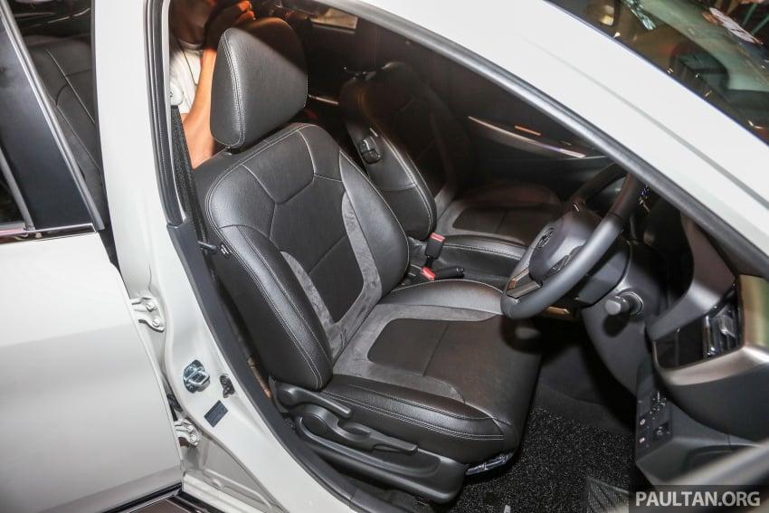 Perodua Myvi 2018 dilancarkan di Malaysia – model generasi baharu, 1.3L dan 1.5L, bermula RM44,300 Image #739341