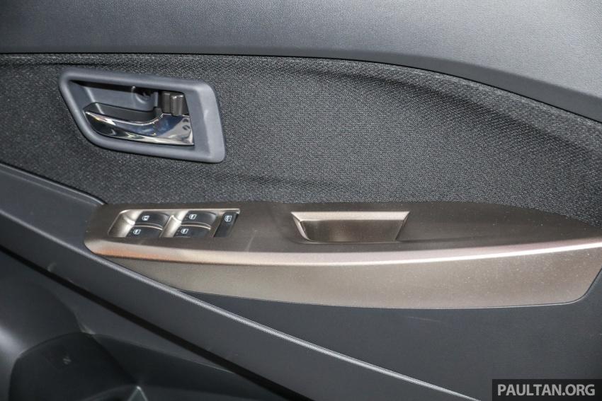 Perodua Myvi 2018 dilancarkan di Malaysia – model generasi baharu, 1.3L dan 1.5L, bermula RM44,300 Image #739345