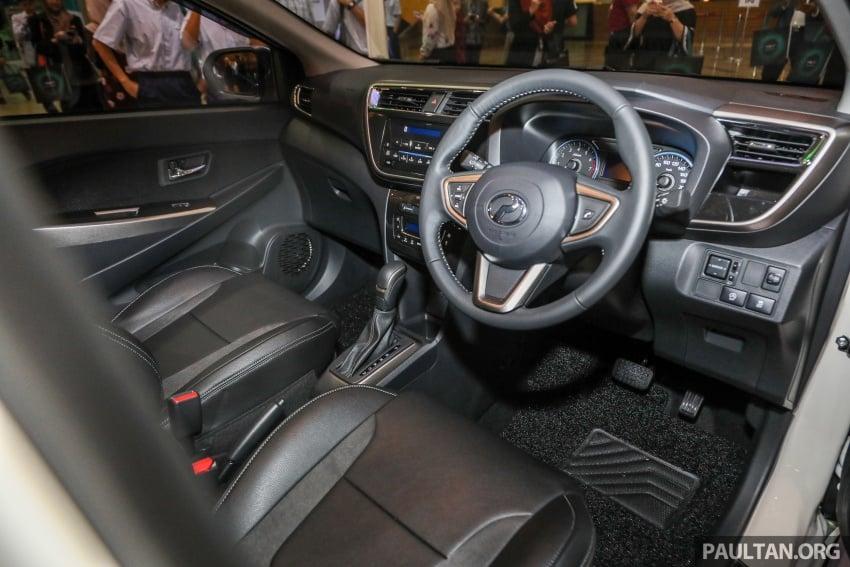 Perodua Myvi 2018 dilancarkan di Malaysia – model generasi baharu, 1.3L dan 1.5L, bermula RM44,300 Image #739303