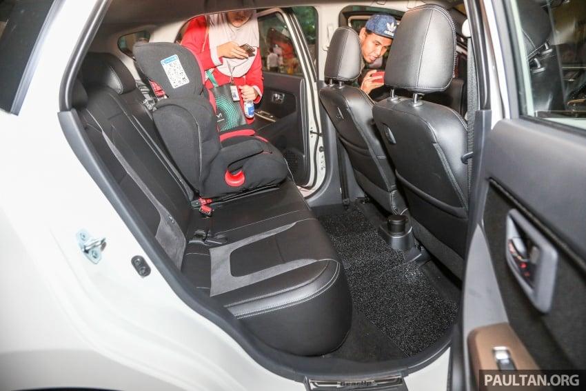 Perodua Myvi 2018 dilancarkan di Malaysia – model generasi baharu, 1.3L dan 1.5L, bermula RM44,300 Image #739346