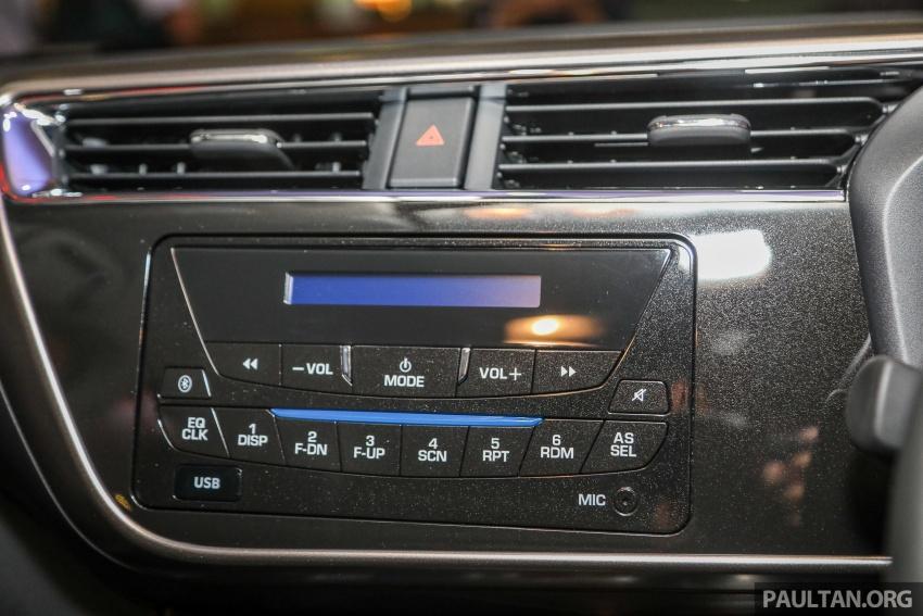 Perodua Myvi 2018 dilancarkan di Malaysia – model generasi baharu, 1.3L dan 1.5L, bermula RM44,300 Image #739315
