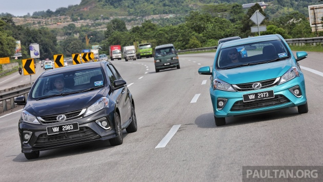 New 2018 Perodua Myvi First Review