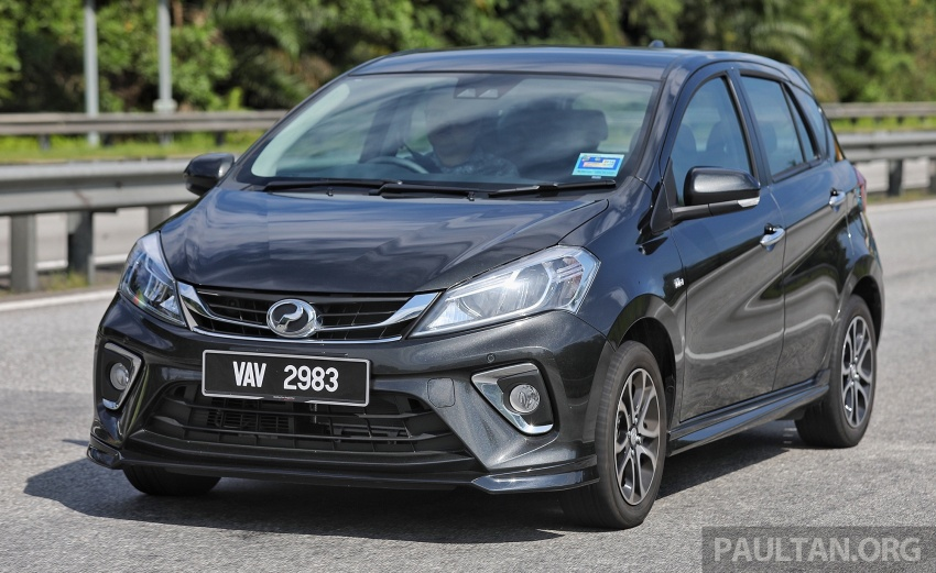 DRIVEN: New 2018 Perodua Myvi – first impressions Image #740494