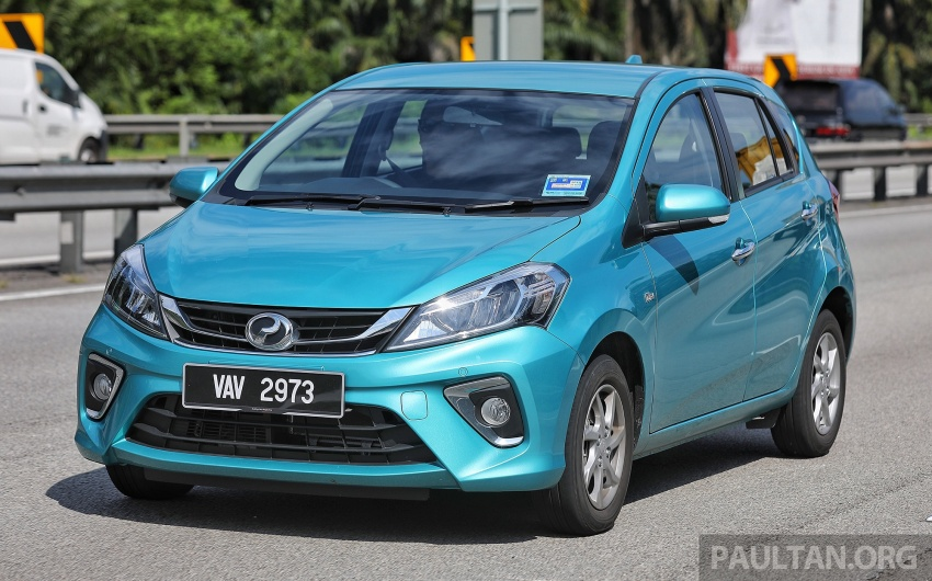 DRIVEN: New 2018 Perodua Myvi – first impressions Image #740495