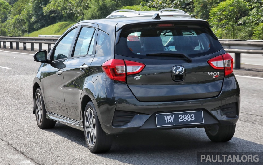 DRIVEN: New 2018 Perodua Myvi – first impressions Image #740497